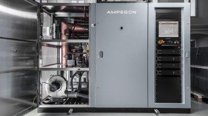 Ampegon renews shortwave transmission systems in Algeria