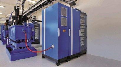 Ampegon presents new short pulse high power modulators
